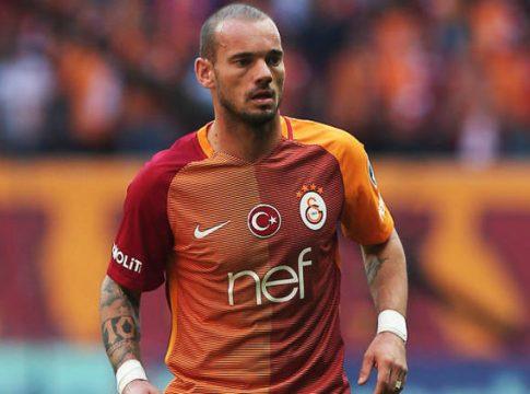 Sneijder: Ben Kriz Var Diye Takımımdan Asla Ayrılmam…