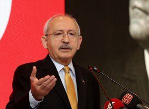 CHP Lideri: 'Almanya'nın Yaptığı Yanlış'
