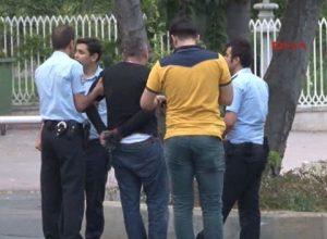 Arjantin'de Polis'i Soymak İsteyen O Genç…