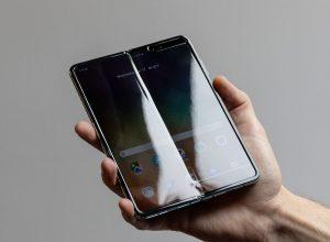 Telefon Devinden Katlanılabilir Akıllı Telefon!
