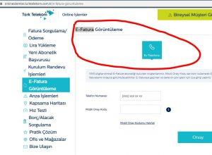 2020 Türk Telekom Borç Sorgulama