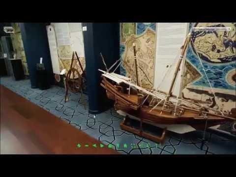 İslam Bilim ve Teknoloji Tarihi Müzesi Sanal Gezi