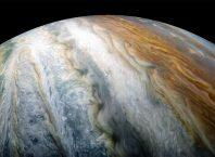 NASA'nın Juno Uzay Aracı, Jüpiter Üzerindeki Asteroid Etkisini Belirledi